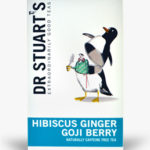 DR STUART'S HIBISCUS GINGER AND GOJI BERRY PRODUCT