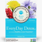 TRADITIONAL MEDICINALS EVERYDAY DETOX TEA PRODUCT